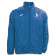 Crumlin United FC Joma Alaska II Rainjacket Royal Blue Adults 2019